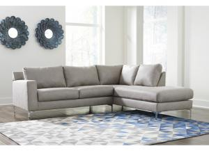 Ryler Steel Sectional