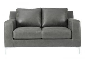 Ryler Charcoal Loveseat,ASHUM