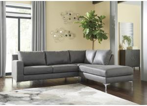 Ryler Charcoal Sectional
