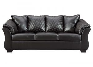 Betrillo Black Sofa