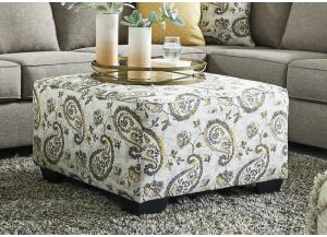 Renchen Brindle Ottoman