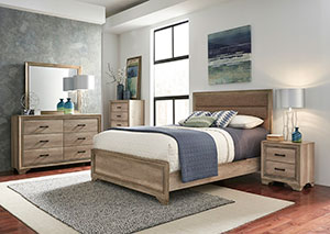 SunValley Queen Bedroom Set