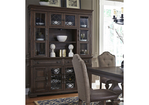 Lucca China Cabinet