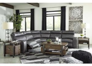 Samperstone Gray Sectional