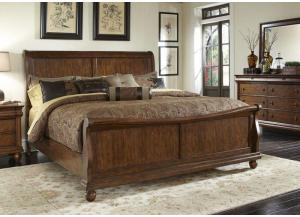 Rustic Traditions Queen Bed