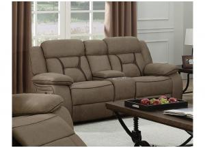 Houston Reclining Loveseat,COAUM