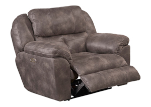 Ferrington Steel Power Recliner