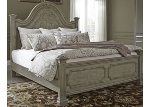 Grand Estates King Bed,LIBUM
