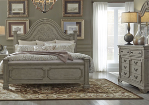 Grand Estates King Bedroom Set