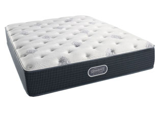 Beautyrest Silver Openseas Plush Queen Mattress