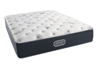 Beautyrest Silver Openseas Plush King Mattress