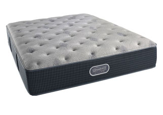 Beautyrest Charcoal Coast LuxFirm Queen Mattress