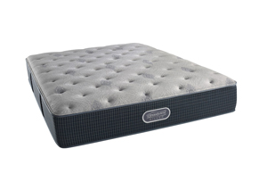Beautyrest Charcoal Coast Plush King Mattress