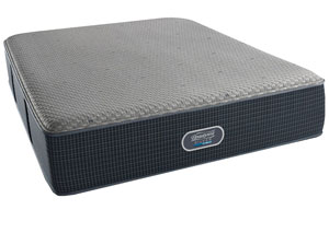 Beautyrest Harbor Beach Plush Hybrid King Mattress