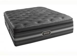 Beautyrest Black Natasha Plush Queen Mattress