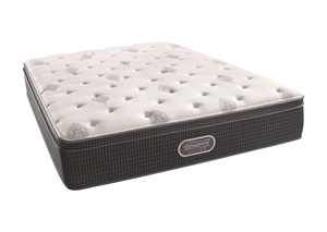 Beautyrest Silver Openseas Lux Firm King Mattress