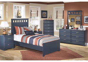 Leo Twin Bedroom Set
