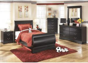 Huey Vineyard Twin Bedroom Set