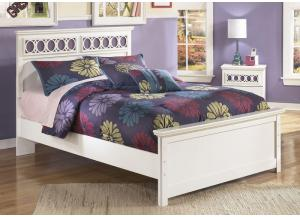 Zayley Full Bed,ASHUM