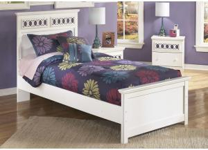 Zayley Twin Bed
