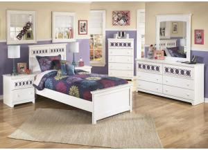 Zayley Twin Bedroom Set