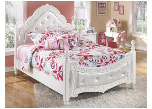 Exquisite Full Bed,ASHUM