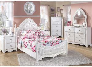 Exquisite Full Bedroom Set