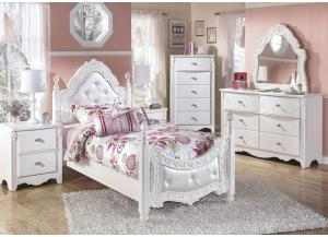 Exquisite Twin Bedroom Set,ASHUM