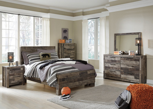 Derekson Full Bedroom Set
