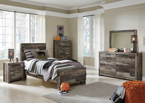 Derekson Twin Bedroom Set