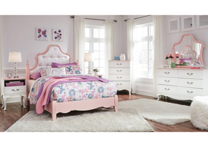 Laddi Full Bedroom Set,ASHUM