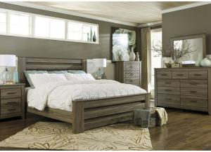 Zelen King Bedroom Set