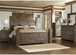 Juararo King Bedroom Set