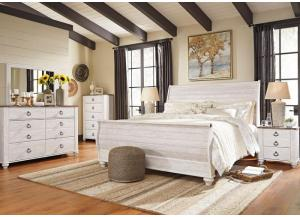 Willowton King Bedroom Set