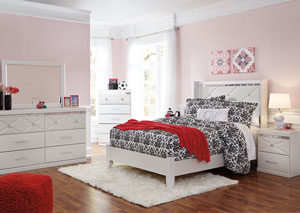 Dreamur Full Bedroom Set