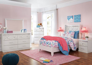 Dreamur Twin Bedroom Set
