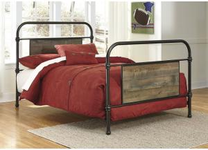 Trinell Full Bed,ASHUM