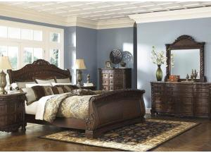 North Shore Queen Bedroom Set