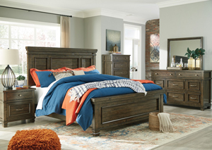 Darloni King Bedroom Set