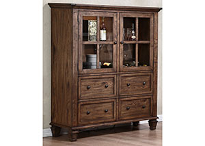 Sutton Manor China Cabinet,NCHUM