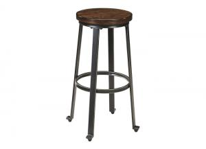 Challiman Bar Height Stool,ASHUM