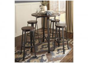 Challiman Bar Height Dining Set