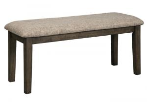 Drewing Upholstered Dining Bench,ASHUM