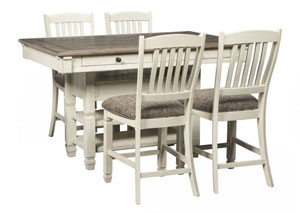 Bolanburg Counter Height Dining Set,ASHUM