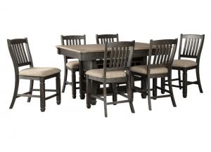 Tyler Creek Counter Height Dining Set,ASHUM
