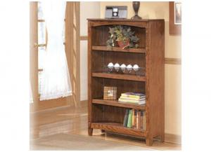 Cross Island Medium Bookcase,ASHUM