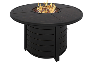 Castle Island Firepit Table