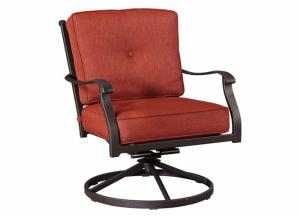 Burnella Swivel Lounge Chair,ASHUM