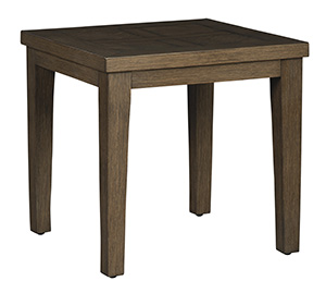 Paradise Trail End Table,ASHUM