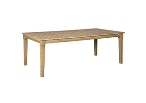Clare View Dining Table